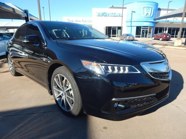 Used 2017 Acura Tlx V6 W Advance Pkg Every Option Safety Features