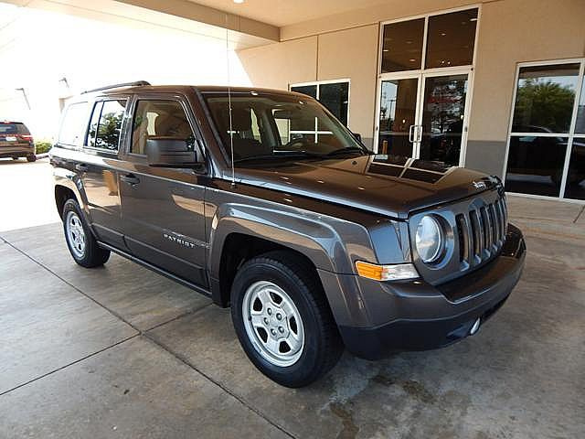 Pre-Owned 2014 Jeep Patriot Altitude| ONLY AT BOB HOWARD ACURA CALL TODAY AT 405-753-8770!|