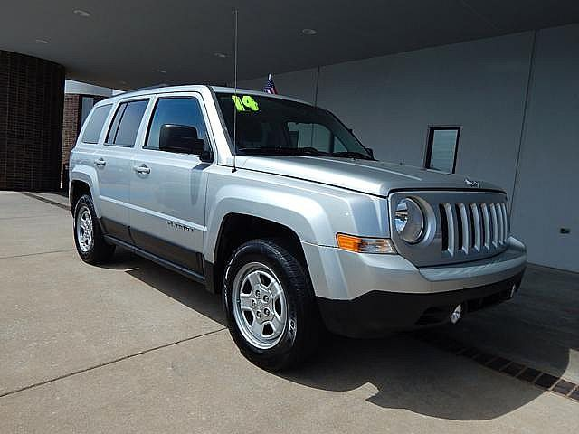 Pre-Owned 2014 Jeep Patriot Sport | BOB HOWARD DODGE 405-936-8900 | POWER PACK | TOW PACKAGE