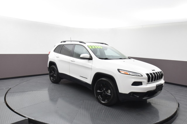 Pre-Owned 2016 Jeep Cherokee High Altitude 4WD SP Honda 918-491-0100