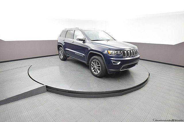 Pre-Owned 2017 Jeep Grand Cherokee Limited SP Honda 918-491-0100