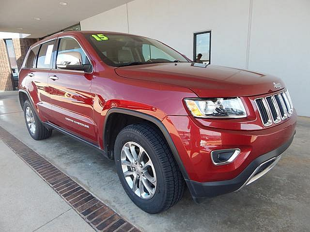 Pre-Owned 2015 Jeep Grand Cherokee Limited | BOB HOWARD DODGE 405-936-8900
