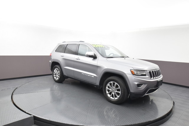 Pre-Owned 2014 Jeep Grand Cherokee Limited 4WD SP Honda 918-491-0100