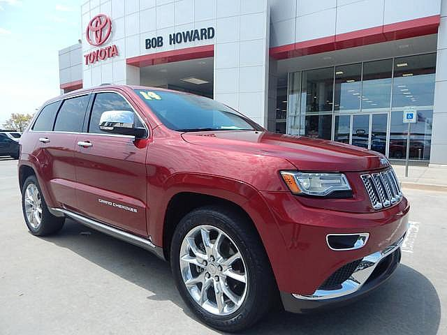 Pre-Owned 2014 Jeep Grand Cherokee Summit***CALL BH TOYOTA**405-936-8600**