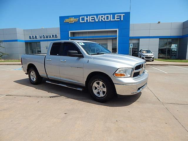 Pre-Owned 2012 Ram RAM 1500 | BOB HOWARD CHEVROLET 405-748-7700 | OUTDOORSMAN |