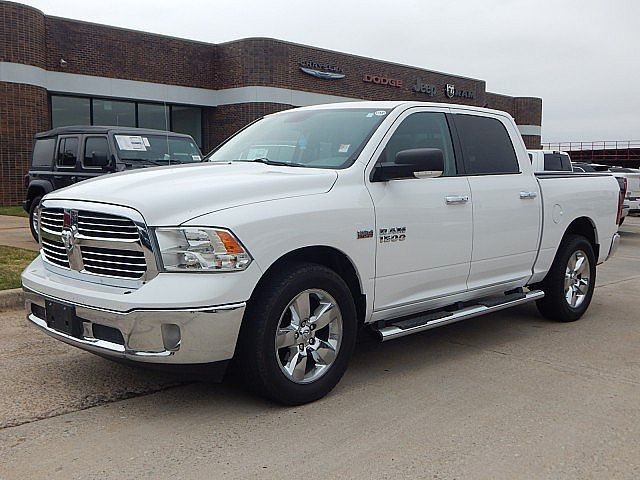 Pre-Owned 2014 Ram 1500 Big Horn | BOB HOWARD DODGE 405-936-8900