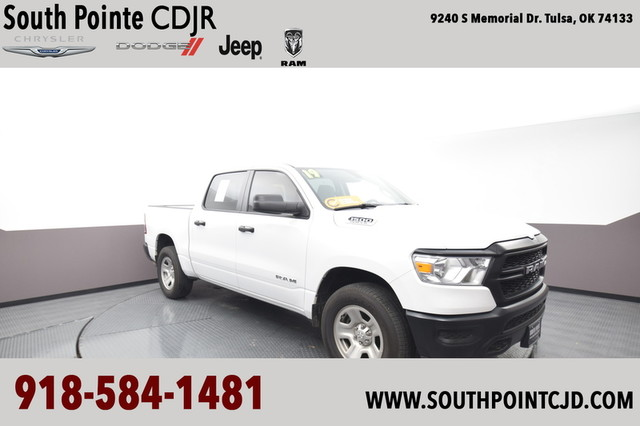 Pre-Owned 2019 Ram 1500 Tradesman | SOUTH POINTE DODGE |