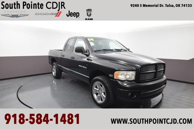 Pre-Owned 2004 Dodge Ram 1500 SLT | SOUTH POINTE CJD