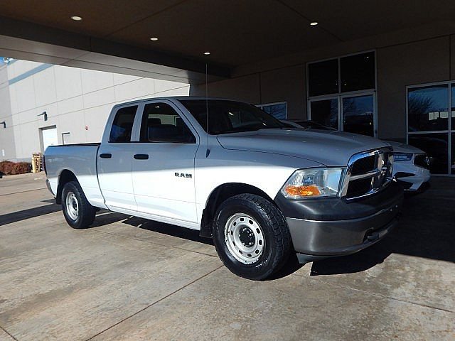 Pre-Owned 2010 Dodge Ram 1500 ST| ONLY AT BOB HOWARD ACURA CALL TODAY AT 405-753-8770!