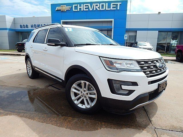 Pre-Owned 2017 Ford Explorer XLT SP Honda 918-491-0100