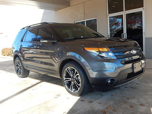 Pre-Owned 2015 Ford Explorer Sport | ONLY AT BOB HOWARD ACURA CALL TODAY AT 405-753-8770!|