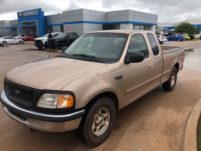 Pre-Owned 1997 Ford F-150 | BOB HOWARD CHEVROLET 405-748-7700 | SOLD AS IS |