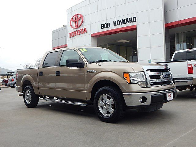 Pre-Owned 2014 Ford F-150 XLT***CALL BH TOYOTA**405-936-8600*