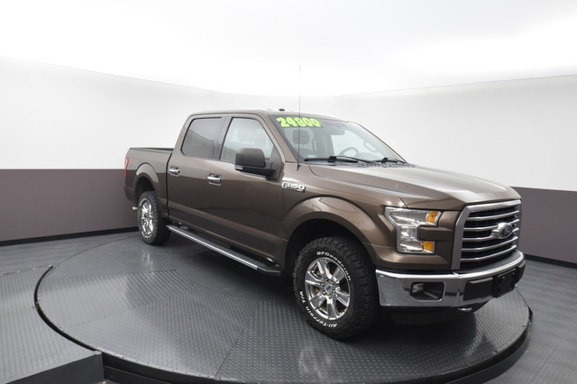 Pre-Owned 2015 Ford F-150 XLT 4WD SP Honda 918-491-0100