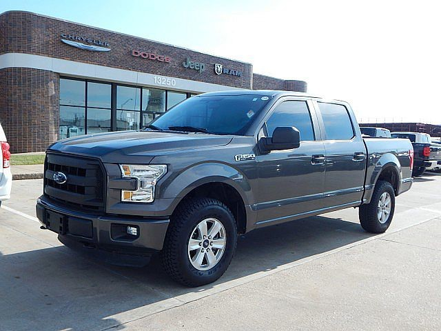 Pre-Owned 2015 Ford F-150 XL | BOB HOWARD DODGE 405-936-8900