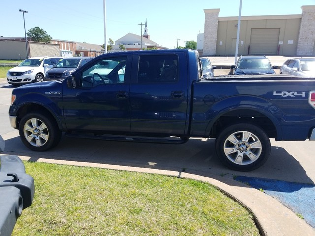 Pre-Owned 2013 Ford F-150 Lariat | BH Hyundai | 405-634-8900 | I-240