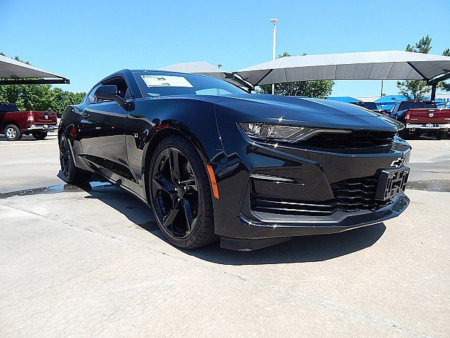 Pre-Owned 2019 Chevrolet Camaro SS***LEATHER***NAVIGATION***HEATED/COOLED SEATS***SP CHEVY 918-481-8000