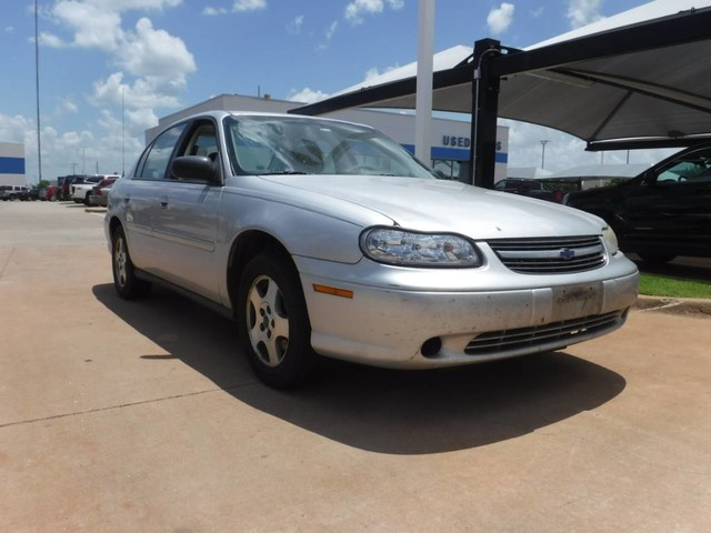 Pre-Owned 2003 Chevrolet MALIBU | BOB HOWARD CHEVROLET 405-748-7700 | NO ACCIDENTS | NO DAMAGE | GREAT CAR | GREAT MPGS | AMAZING DEAL!!! |