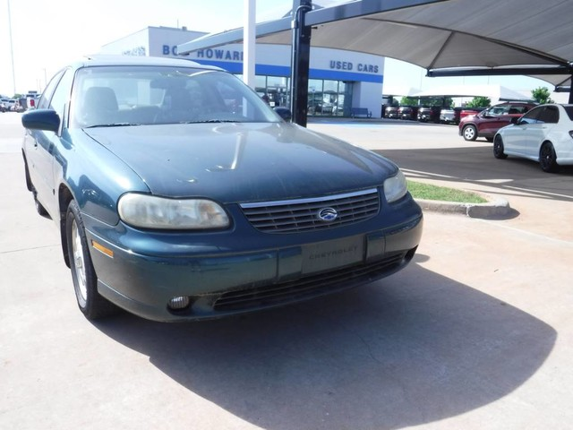 Pre-Owned 1998 Chevrolet Malibu | BOB HOWARD CHEVROLET 405-748-7700 | SOLD AS IS |