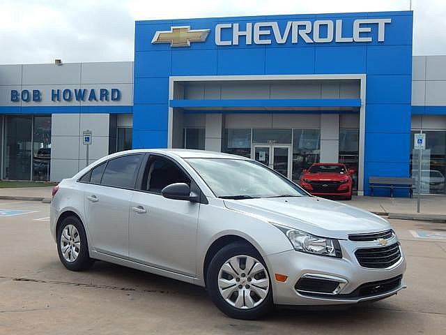 Pre-Owned 2016 Chevrolet Cruze Limited | BOB HOWARD CHEVROLET 405-748-7700 |