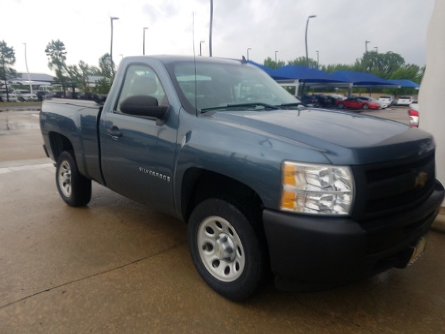 Used 2009 Chevrolet Silverado 1500 Work Truck Low Miles Sp Chevy