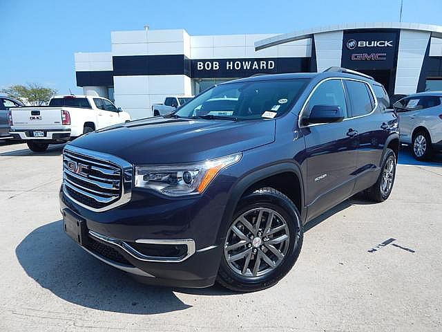 Vehicles With 3rd Row Seating >> Pre Owned 2018 Gmc Acadia All Wheel Drive Suv Offsite Location
