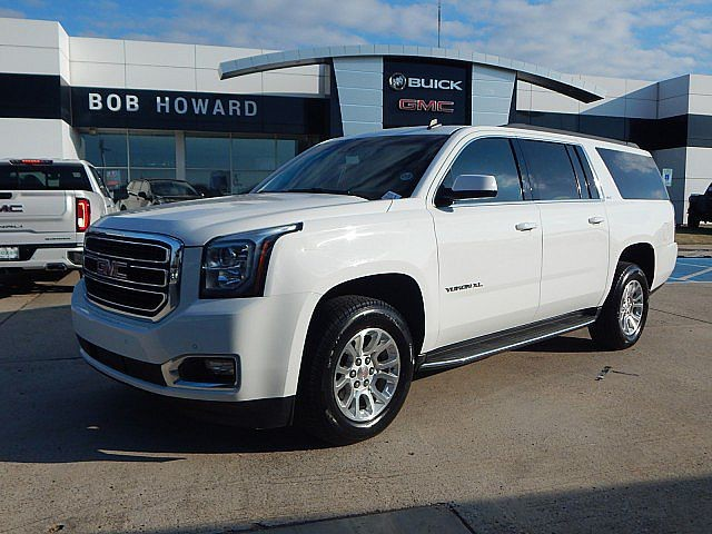Pre-Owned 2015 GMC Yukon XL SLT! HARD LOADED! SUNROOF! NAV! HEATED AND COOLED LEATHER SEATS! BLUETOOTH! BACK UP CAM! CALL 405.936.8800 FOR MORE INFO!
