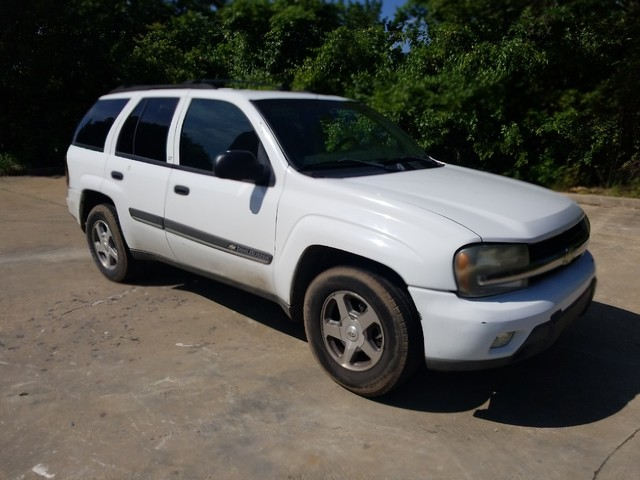 Pre Owned 2002 Chevrolet Trailblazer Lt