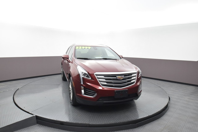 Pre-Owned 2017 Cadillac XT5 Luxury SP Honda 918-491-0100