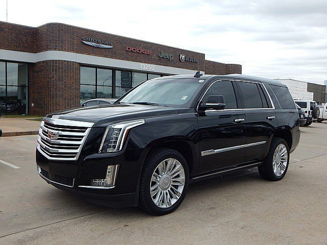 Pre-Owned 2015 Cadillac Escalade Platinum | BOB HOWARD DODGE 405-936-8900