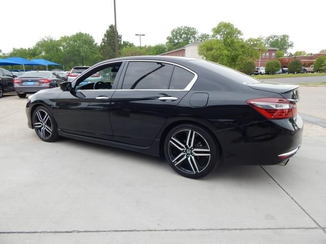 Used 2016 Honda Accord Sport South Pointe 918 491 0100