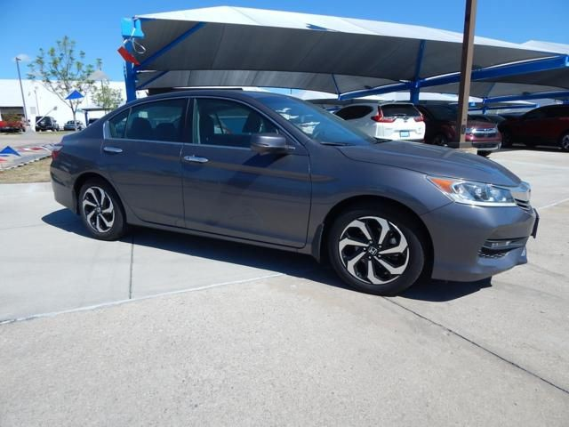Used 2016 Honda Accord Ex South Pointe 918 491 0100