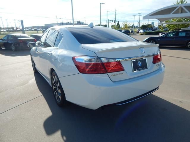Pre Owned 2014 Honda Accord Hybrid Touring**ONE OWNER HYBRID W/NAVI