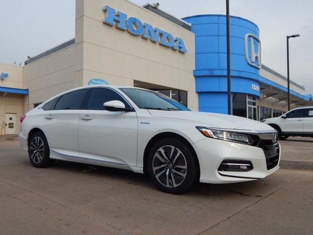 Used 2019 Honda Accord Hybrid Touring Fully Loaded 100k Warranty 405