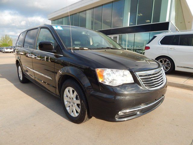 Used 2016 Chrysler Town Country