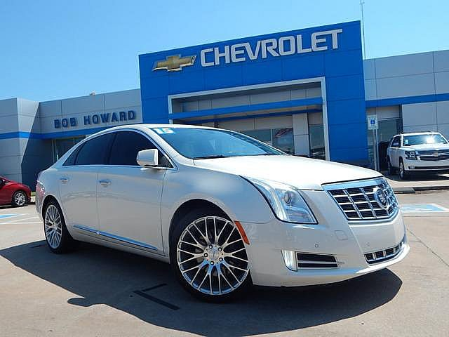 Pre-Owned 2015 Cadillac XTS | BOB HOWARD CHEVROLET 405-748-7700 | PREMIUM | GREAT LUXURY | ALL WHEEL DRIVE |