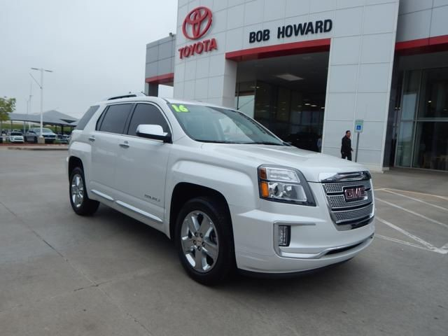 Pre-Owned 2016 GMC Terrain Denali***CALL BH TOYOTA**405-936-8600***