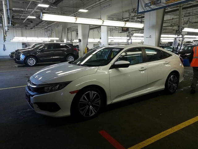 Used 2016 Honda Civic Ex T South Pointe 918 491