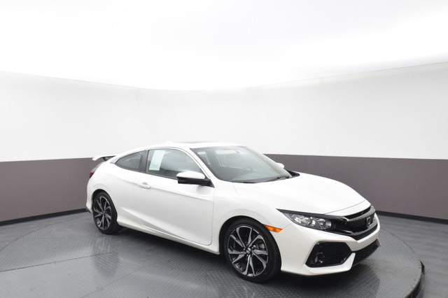 Pre-Owned 2018 Honda Civic Si Coupe SP Honda 918-491-0100