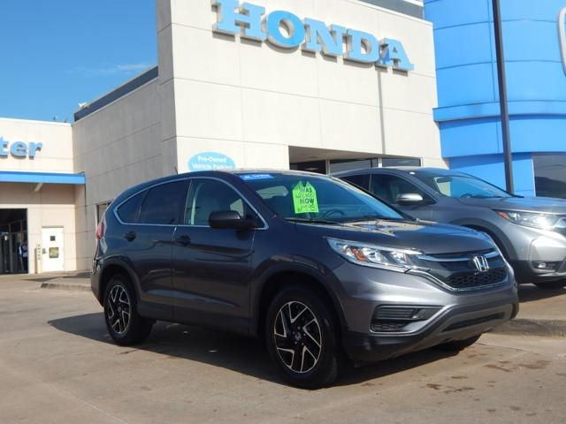 Pre Owned 2016 Honda Cr V Se Backup Camera Alloys 405