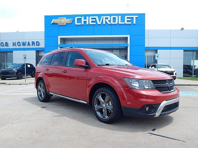 Pre-Owned 2016 Dodge Journey Crossroad Plus