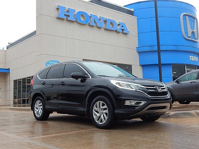 Pre Owned 2016 Honda Cr V Ex Sunroof Alloys Backup Camera