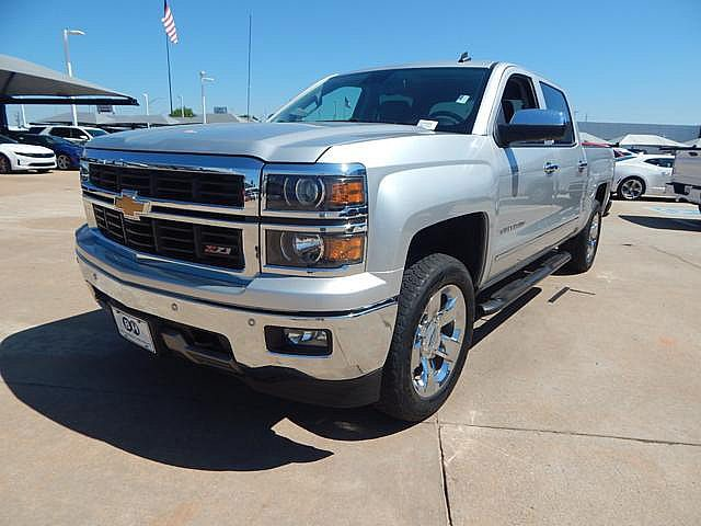 Used 2014 Chevrolet Silverado Ltz Z71 Bob Howard Chevrolet 405 748