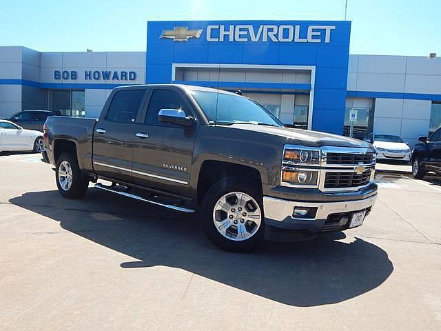 Used 2014 Chevrolet Silverado Ltz Bob Howard Chevrolet 405 748