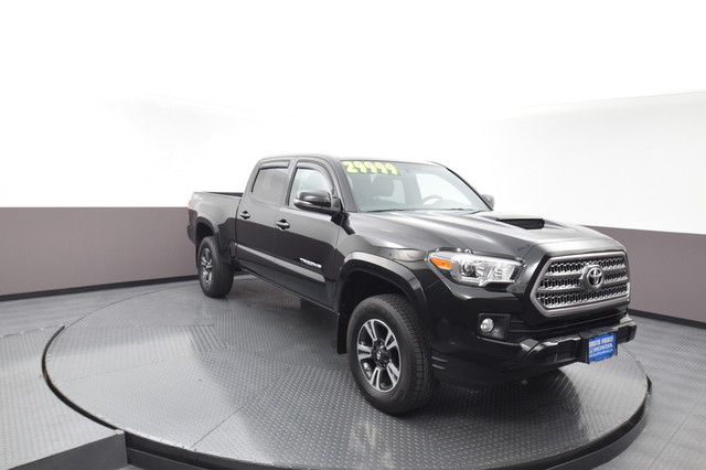 Pre-Owned 2017 Toyota Tacoma TRD Sport***LONG BED***CALL BH TOYOTA*405-936-8600*