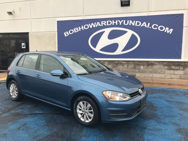 Pre-Owned 2017 Volkswagen Golf SEL | BH Hyundai | 405-634-8900 | I-240