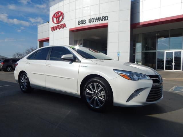 Used 2017 Toyota Camry Hybrid Xle Call Bh 405 936 8600