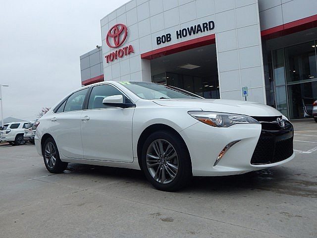 Pre-Owned 2017 Toyota Camry LE****CALL BH TOYOTA***LOW MILES**405-936-8600**