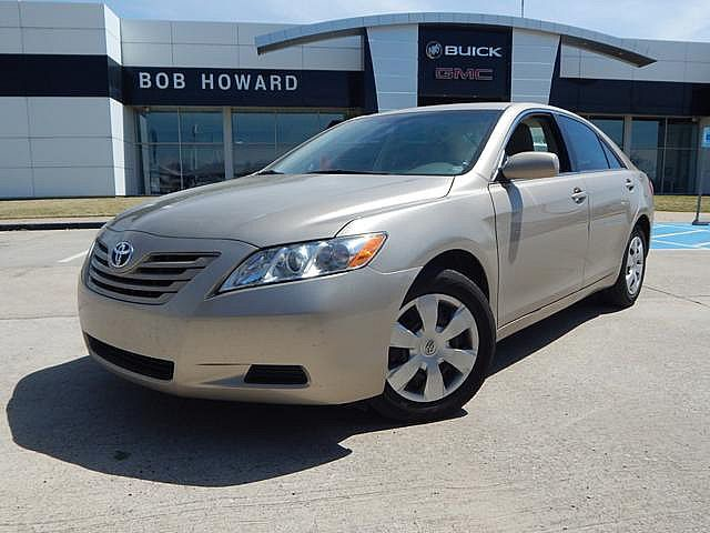 Used 2007 Toyota Camry Le Bob Howard Buick Gmc 405 936 8800 1 Owner