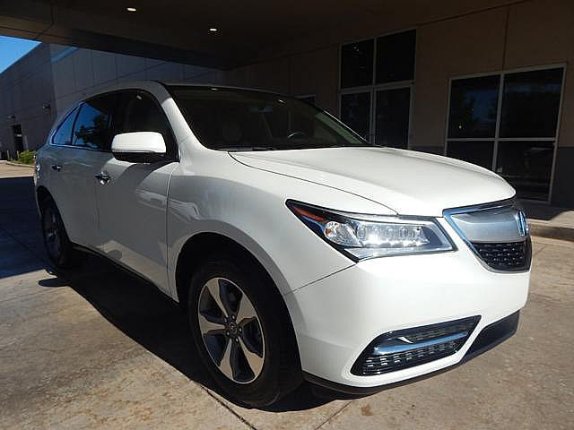 Pre-Owned 2016 Acura MDX Front Wheel Drive SUV